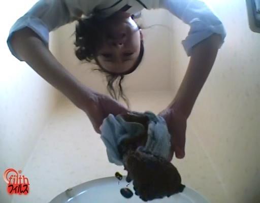 Pooping diarrhea japanese girls in toilet remarkable